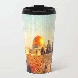 Old City of Jerusalem, 2004 Travel Mug