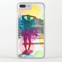 Personality Clear iPhone Case