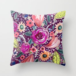 sevilla Throw Pillow