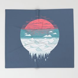 The Great Thaw Throw Blanket