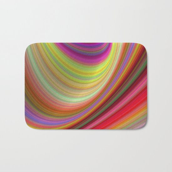 Illusion Bath Mat