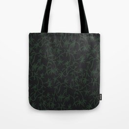 Foliage (Patterns Please) Tote Bag