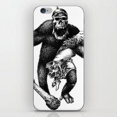 Mad Brute iPhone & iPod Skin