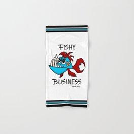 Fishy Business Hand & Bath Towel