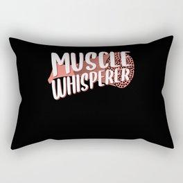 Physiotherapist Rectangular Pillow