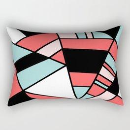 Abstract #451 Rectangular Pillow
