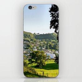 Lyme Regis Landscape iPhone Skin