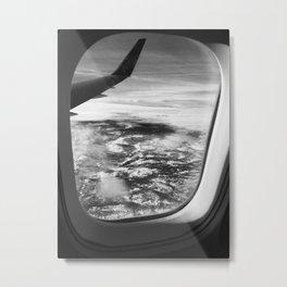 Cruising Metal Print