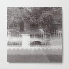 80's blur Metal Print