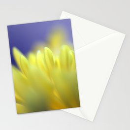 Yellow petals 310 Stationery Cards