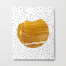 Stay Gold #society6 #decor #buyart Metal Print