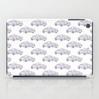 porsche iPad Cases featuring Porsche by Kara Ashley Shreeve