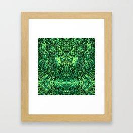 Green Hell Framed Art Print