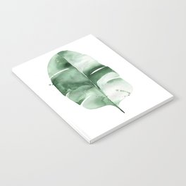 Banana Leaf no. 6 Notebook