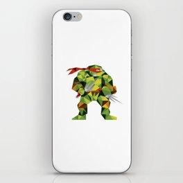 Twin Sai Turtle iPhone Skin