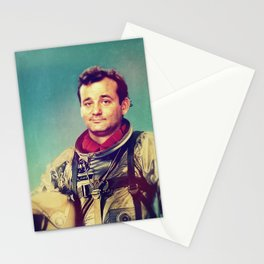 Space Murray Stationery Cards