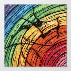 Orixás - Oxumaré Canvas Print