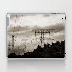 Power Geometry Laptop & iPad Skin