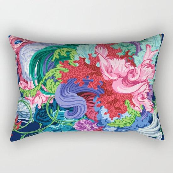 Abundantia Rectangular Pillow