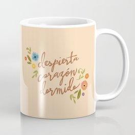 Despierta Corazón Dormido Coffee Mug