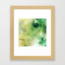 Abstract Galaxies Framed Art Print
