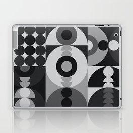 Geometry Games V / Black Palette Laptop & iPad Skin