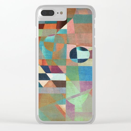 In Personal Clear iPhone Case