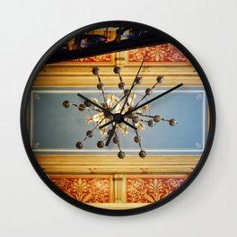 Villa D. Wall Clock