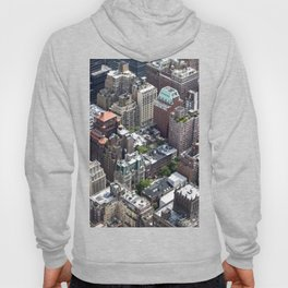 Roofs of New York. Hoody