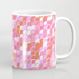 Mermaid Mosaic Coffee Mug