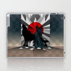 Spirit trapped in mirrors  Laptop & iPad Skin