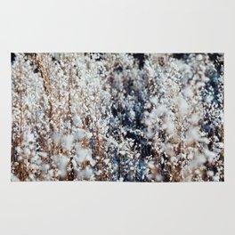 Snow Grass Rug