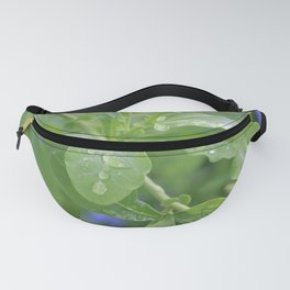 Leaves After Rain Fanny Pack