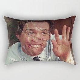 Taped Jim Rectangular Pillow