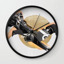 My Egoistic Dreams - Rocka Rolla Wall Clock