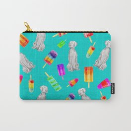 WEIMS AND POPSICLES Carry-All Pouch