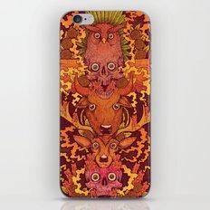 Burning Totem iPhone & iPod Skin