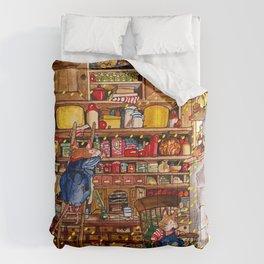 Christmas with Mice Comforters