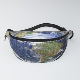 This ain't no Party - Save the Earth Fanny Pack