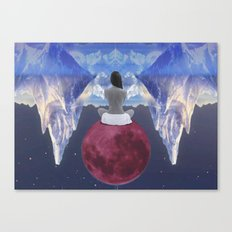 ..dreaming Canvas Print
