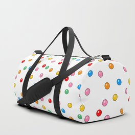 Unicorn POOP Gumballs Duffle Bag