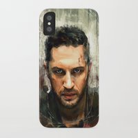 mad max iPhone & iPod Cases featuring Mad Max by Wisesnail