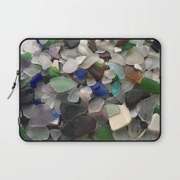 Sea Glass Assortment 1 Laptop Sleeve