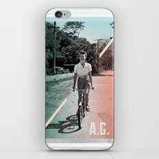 A.G. Collage iPhone & iPod Skin