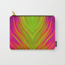 stripes wave pattern 3 w81 Carry-All Pouch