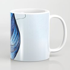 Abstract Hair Mug
