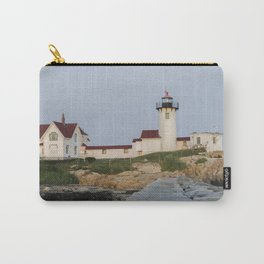 Eastern Point Lighthouse Aug2017 Carry-All Pouch