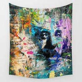 Artistic OI  - Albert Einstein II Wall Tapestry