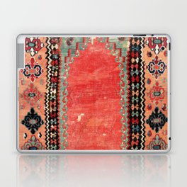 Sivas  Antique Cappadocian Turkish Niche Kilim Print Laptop & iPad Skin