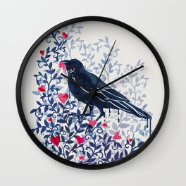 Melt With You Wall Clock